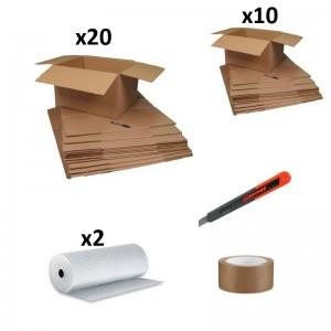 Pack déménagement T1-T2