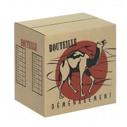 Carton de déménagement 12 bouteilles