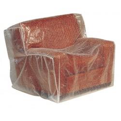 Housse bulle pour fauteuil