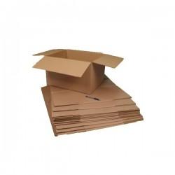 10 cartons déménagement 50 x 40 x30 cm