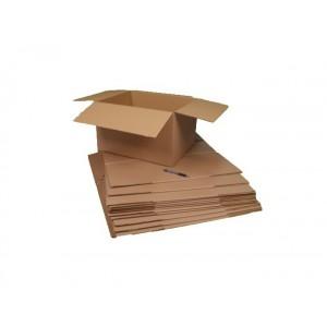 10 cartons déménagement 40 x 30 x 27cm