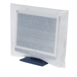 Pochette mousse écran plat